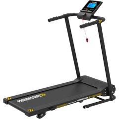 Banda de alergare electrica Progressive Run 2000, motor 1.5CP, 1-10 km/h, greutate maximia utilizator 110kg