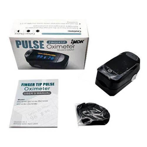Pulsoximetru medical pentru deget iMDK C101A2