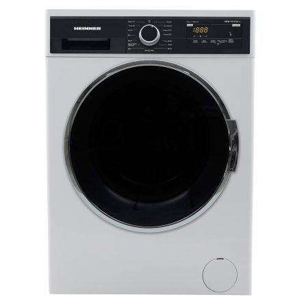 Masina de spalat Heinner HWM-V914TD+++, 9 kg, 1400 RPM, Clasa D, Display LED, Control Touch 60 cm, Alb