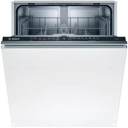 Masina de spalat vase incorporabila Bosch SMV2ITX22E, 12 seturi, 5 programe, Clasa E, Home Connect, 60 cm