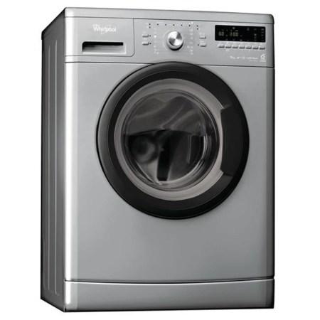 Masina de spalat rufe 6th Sense Colours Whirlpool FDLR 70220 S, 7 kg, 1200 RPM Display Smart, Clasa A+++, Silver