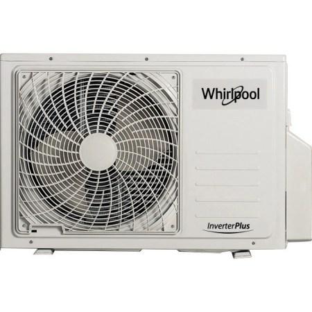 Aparat de aer conditionat Whirlpool SPIW312A3WF20 Premium Wi-Fi, 9000 BTU, Clasa A+++, Filtru Hepa, 4D air flow, Voice control, 6Th Sence, R32