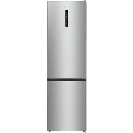 Combina frigorifica GORENJE NRC6204SXL4, No Frost Plus, 361 l, H 200 cm, Clasa C, Inox