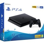 Consola Sony Playstation 4 SLIM, 500 GB, Neagra