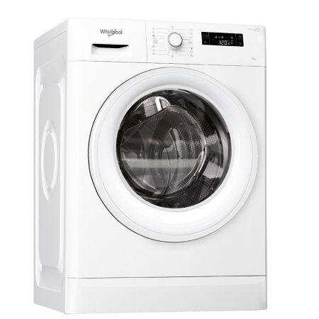 Masina de spalat rufe Whirlpool FreshCare FWSG61053W EU, 6 kg, 1000 RPM, 6th Sense, Clasa A+++, Alb