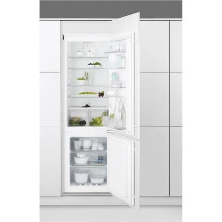 Combina frigorifica incorporabila ELECTROLUX ENN2851AOW, 253 l, Clasa A+, H 178 cm