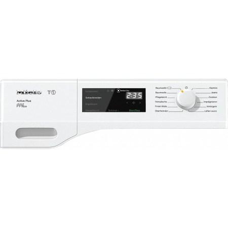 Uscator de rufe Miele TCE530WP, Pompa de caldura, 8 Kg, 11 programe, Clasa A+++, EcoDry, Alb