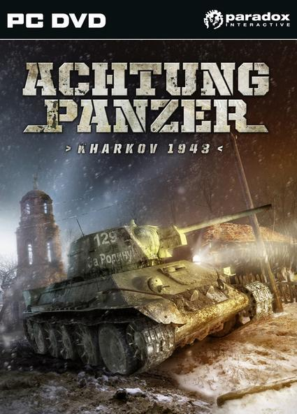 Achtung Panzer Operation Star Complete Edition READ NFO