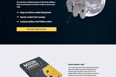Landing Page Templates   Beaver Builder eBook Template