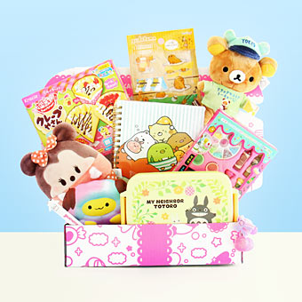 Kawaii Box – Monthly Cute Subscription Box from Japan