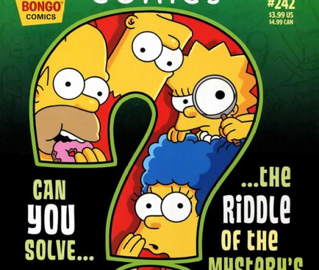 Simpsons Comics  2017
