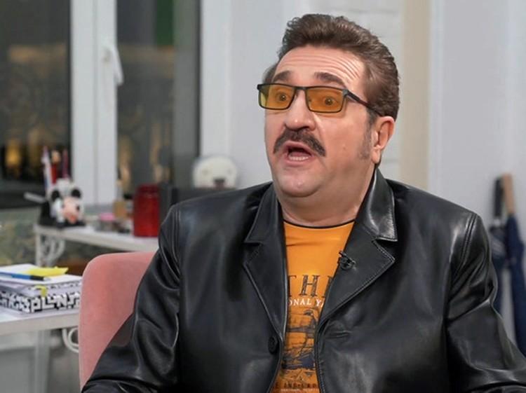 Бывший начальник телестройки Валерий Комиссаров