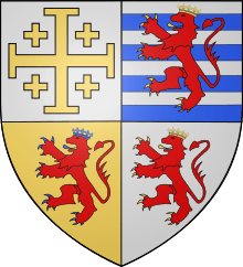 Armoiries_Chypre_1393 Lusignan Wiki
