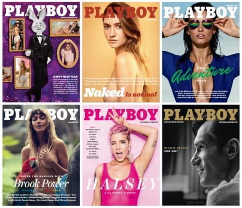 Playboy USA 2017 Full Year