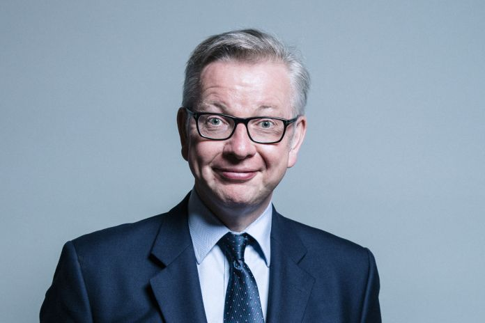 Michael Gove, Brexit Support Fund Concept