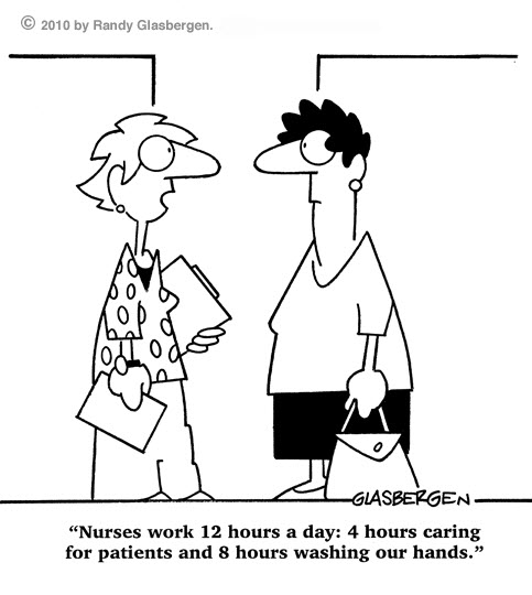 100 Funny Work Cartoons To Get Through The Week Reader S Digest