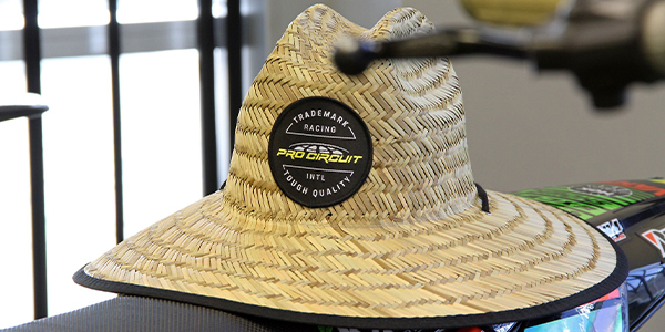 Pro Circuit S Straw Hat Motorcycle Powersports News