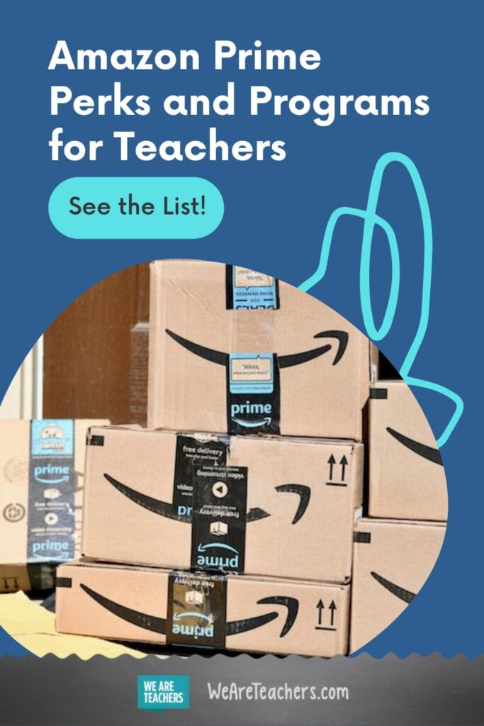 All the Best Amazon Prime Perks and Programs for Teachers and Schools