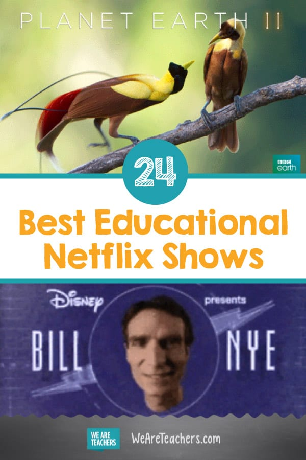 24 of Our Favorite Educational Netflix Shows -