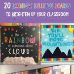 20 Rainbow Bulletin Boards For A Colorful Classroom Weareteachers