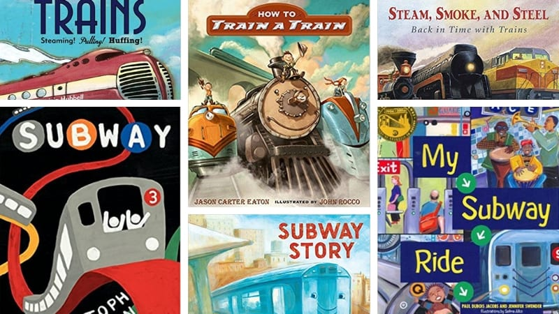 Best Train Books For Kids As Chosen By Educators Weareteachers