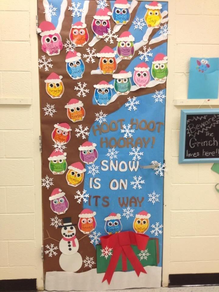 Winter Preschool Classroom Decorations Novocom Top