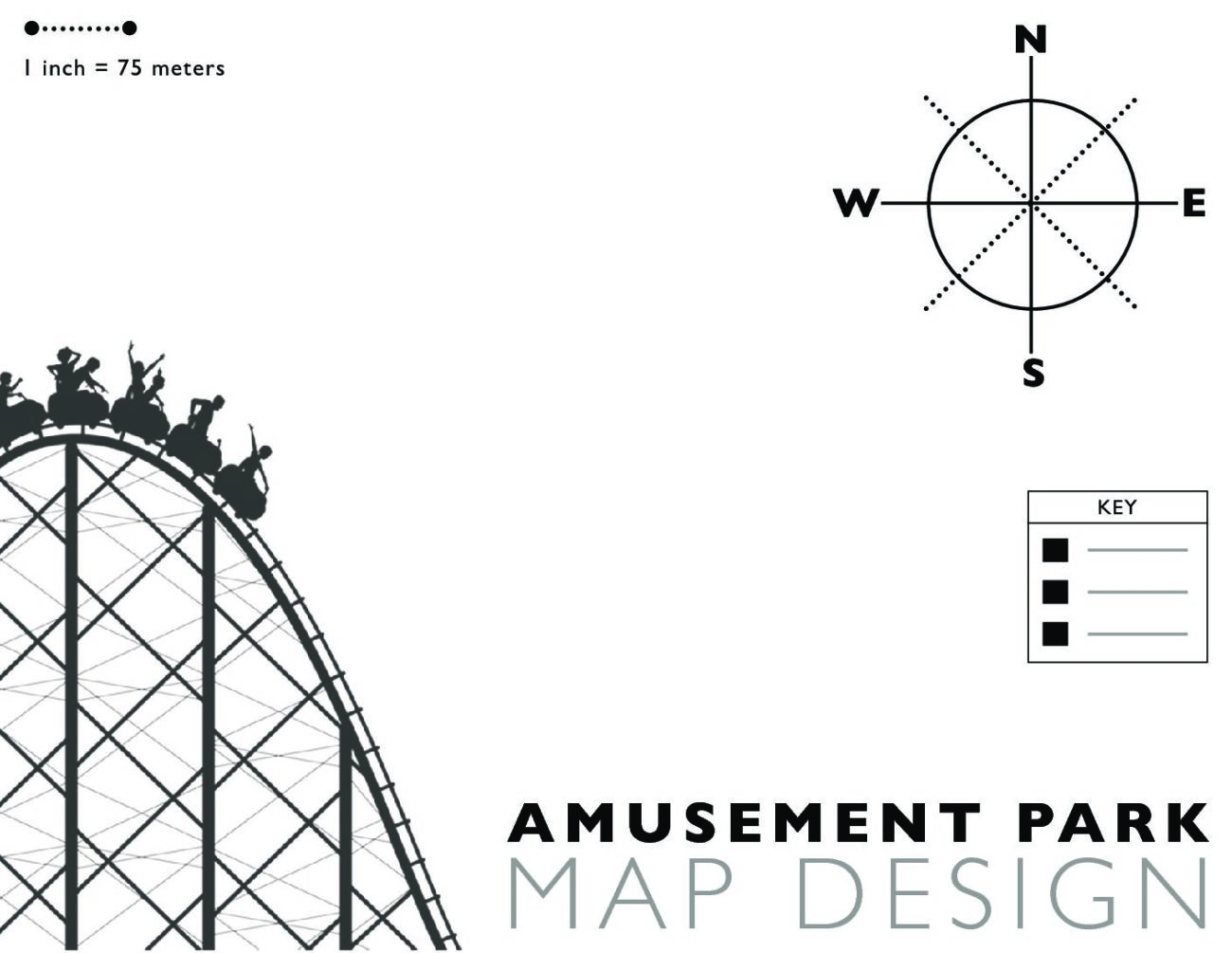 How I Teach Map Skills Through Amusement Park Design