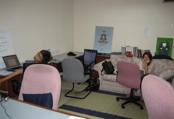 Офис Мindvalley в 2005-2006 годах