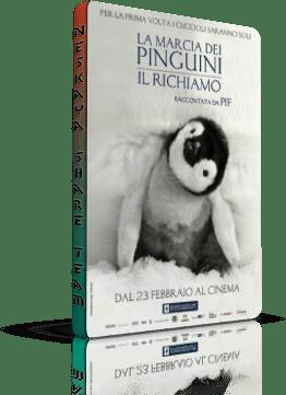 La Marcia Dei Pinguini Il Richiamo 4k 2017 Web Dl M2160p