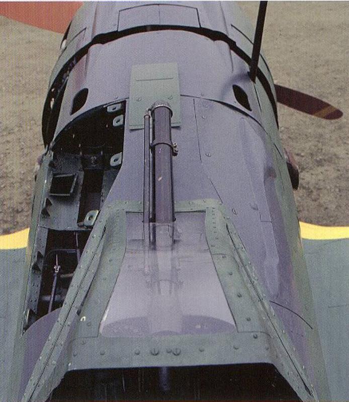 Nakajima Ki 43 Hayabusa Cazabombardero La Segunda Guerra
