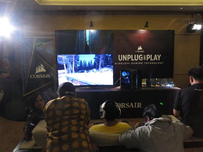 Corsair Unplug and Play