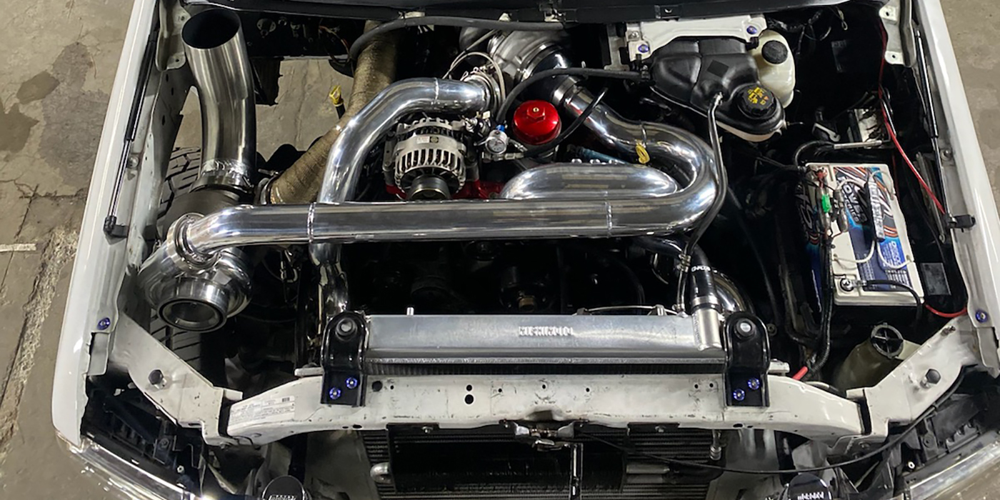 boosted 6 0l powerstroke engine