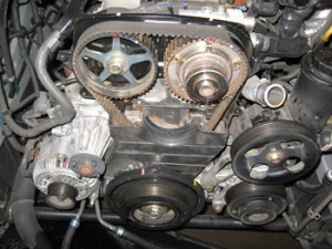 Under the Hood: 'Perfect Timing' — Timing Belt Service for