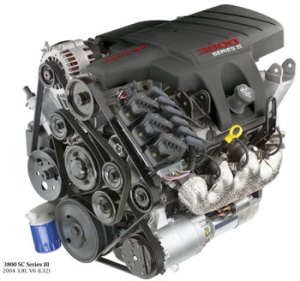 GM 3800 V6 Engines: Servicing Tips
