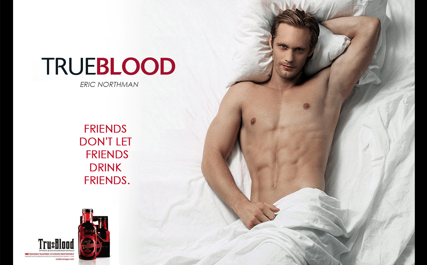 True Blood Eric Northman by ilovedrigo 4 ever
