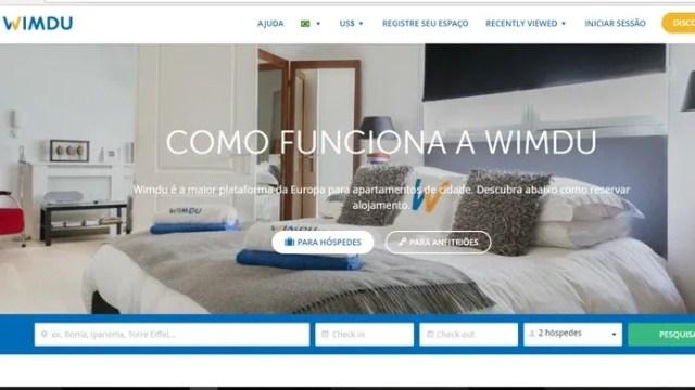 Wimdu é uma ótima opção para quem quer se hospedar na Europa por um bom preço (Foto: Reprodução/Clara Barreto)