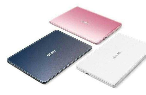 Dijual ASUS E203NAH N3350 2GB 500GB 11 3 Putih Limited