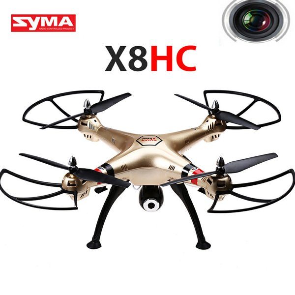 Drone Syma X8HC With Camera 2 Mega Pixel FPV HD Real Time RC Drone 2.4GHZ 6axis Bisa angkat kamera Action Cam - kogan - xiaomi yi - B pro - sjcam