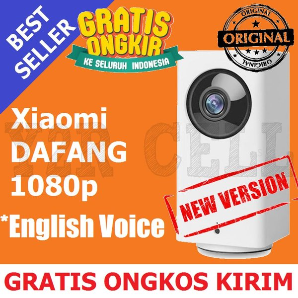 BEST PRO Xiaomi Xiaoyi Smart CCTV IP Camera Night Vision ORIGINAL