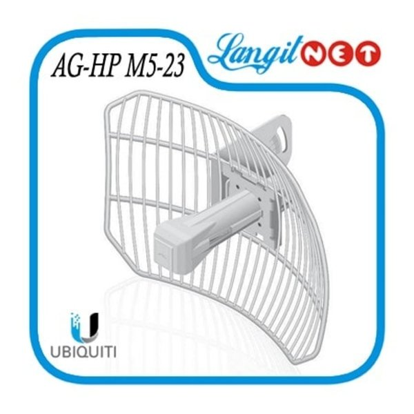 Hot Item AIRGRID M5 HP 23DBI ANTENA 350MW 5GHZ CPE SBY2109R