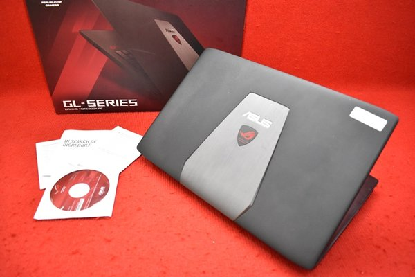 Laptop ASUS GL552JX Core i7 4720HQ Nvidia GTX 950M 4GB Gaming Malang