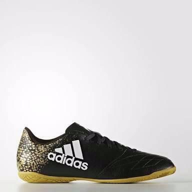 Sepatu Futsal Adidas X 164 IN Core Black Original Asli Murah