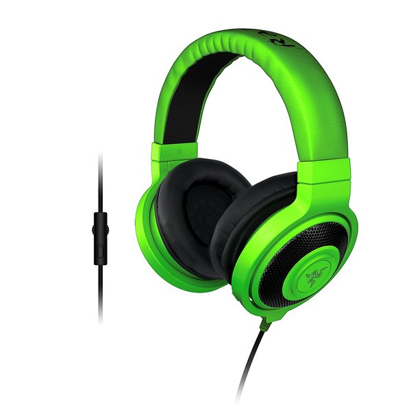 RAZER Kraken Pro Analog Gaming Headset for PC Xbox One and Playstation 4 - Green