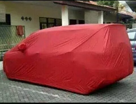 Selimut Mobil Ford Laser Gia - Cover Mobil Anti Air - Cover Mobil Outdoor - Mantel Mobil Krisbow - Original