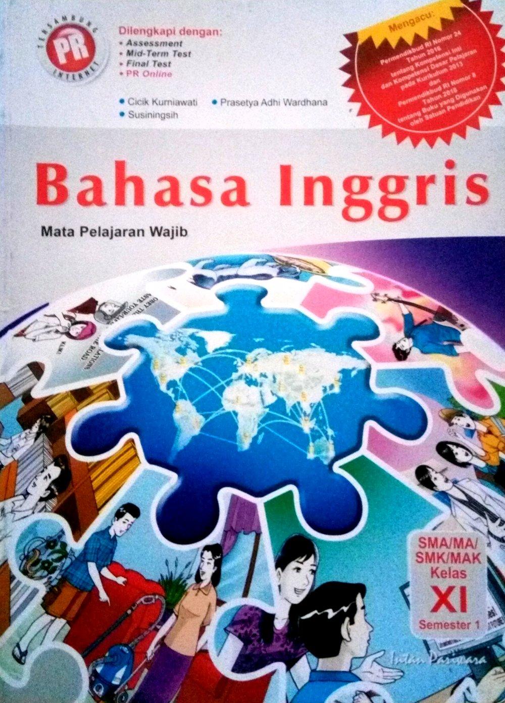 Kunci Jawaban Buku Bright An English Kelas 9 Kurikulum 2013 Revisi 2021 Bright Jl 3 English Course For Junior High School K13n Kunci Jawaban Buku Tematik Kelas 5 Tema 9
