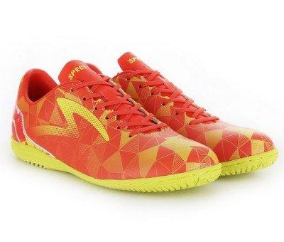 Sepatu Futsal Specs Prisma IN Red