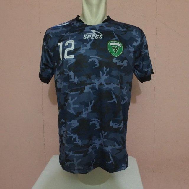 Jual Jersey army Vamos FC Mataram Juara Liga Futsal ...