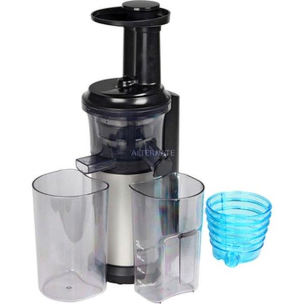 Blender & Juicer PANASONIC SLOW JUICER MJL500  atau  PERAS BUAH MJL500 SILVER ORIGINAL PROMO