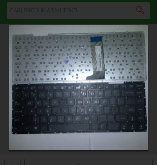 Peripheral & Aksesoris KEYBOARD ASUS X453 atau A453 atau X453M SERIES