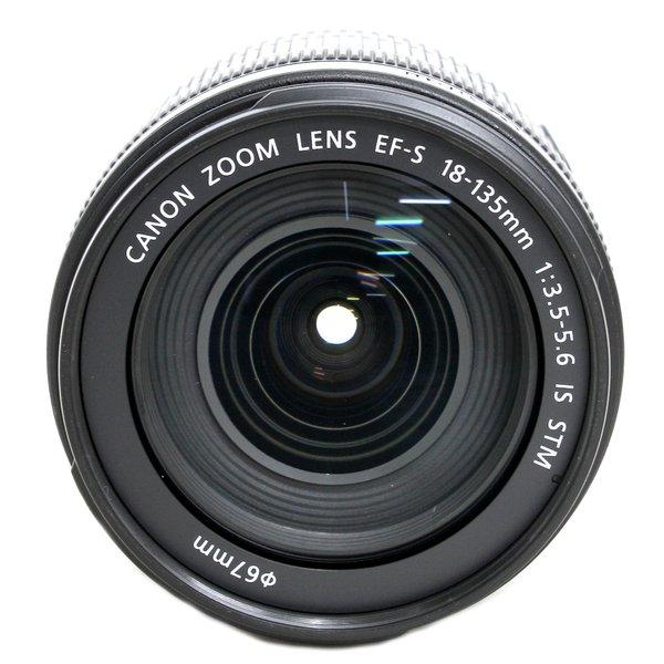 lensa canon 18-135mm stm